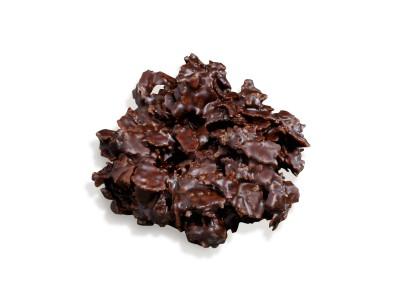 rose des sables chocolat noir une sp cialit gourmande laviel confiserie thermale. Black Bedroom Furniture Sets. Home Design Ideas