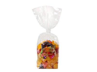 Confectioner packet Berlingots hard boiled sweets 200g