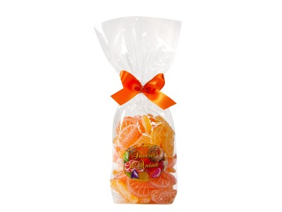 Confectioner packet orange and lemon slices 200g