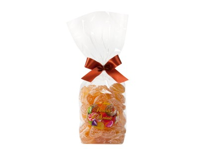 Confectioner packet of Auvergne Honey sweets 200g