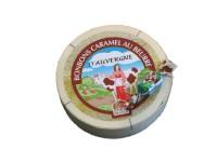 Boîte bois Caramel du terroir 130 g
