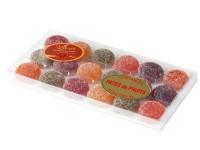 Pâtes de fruits palets boîte Chrystel n°1