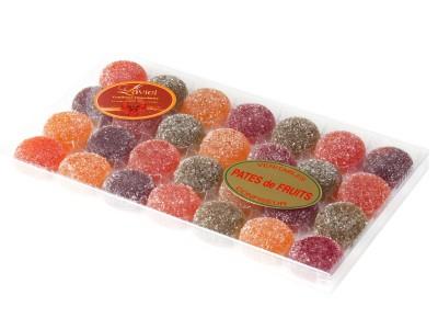 Pâte de fruits palets boîte Chrystel n°2